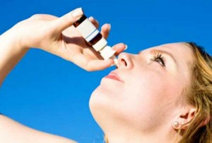 Капли для носа в лечении насморка