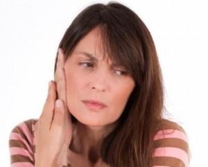 Заложенность ушей при простуде
