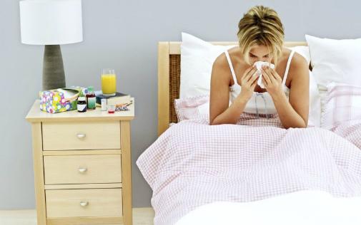 Таблетки при простуде