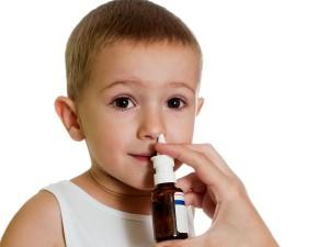 Капли в нос ребенку при насморке