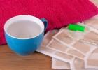 Применение горчичников при лечении насморка