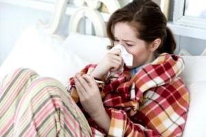 Простуда в первом триместре беременности