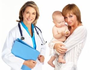 Почему возникают сопли у грудного ребенка?