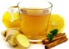 Лечение простудного заболевания имбирным чаем