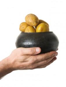 Картошка для ингаляций
