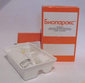 "Антибактериальное средство ""Биопарокс"""