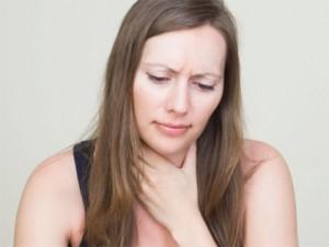 Симптомы фаринголарингита