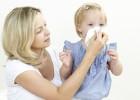 Понятие физиологического насморка у детей