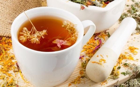 Чай с липовым цветом