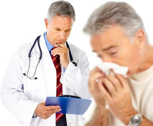 Причины непродуктивного кашля