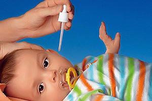 Аминокапроновая кислота в нос ребенку