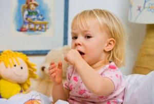 Утренний кашель у ребенка