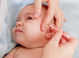 Удаление ушной серы