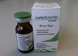 Препараты для химиотерапии при раке легких