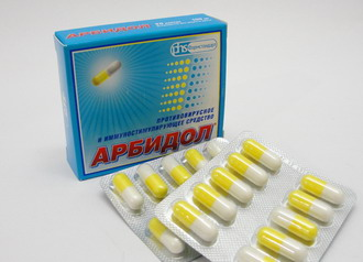 Как принимать арбидол при простуде
