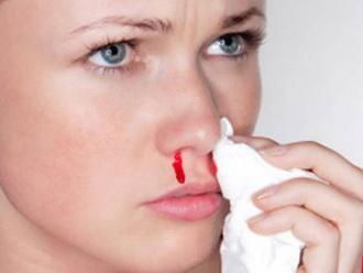 Почему идет кровь из носа во время беременности