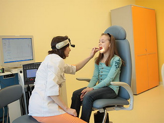 Криотерапия при лечении ЛОР-органов